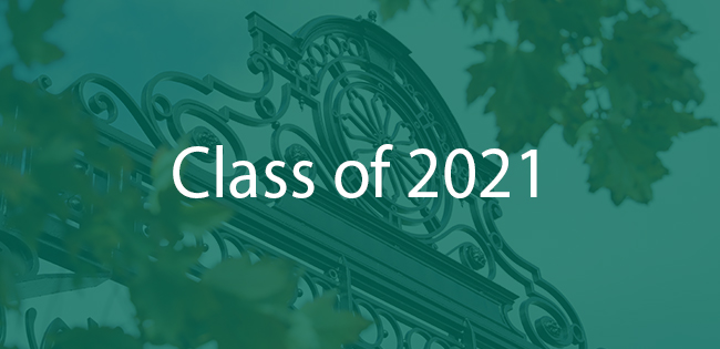 class of 2021 giving