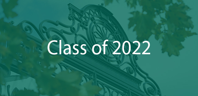 class of 2022 giving