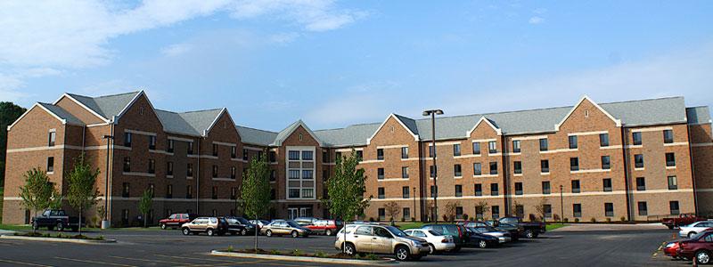 Mercyhurst University Campus Map.Campus Housing Mercyhurst University