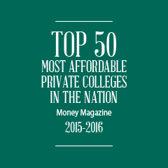 top 50 money magazine affordable private colleges