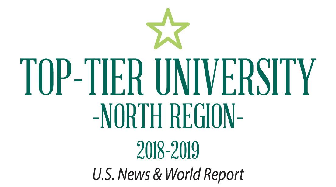 top tier university in the north region