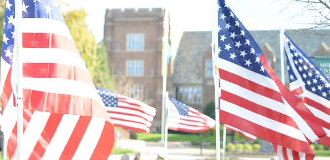 mercyhurst veteran celebration