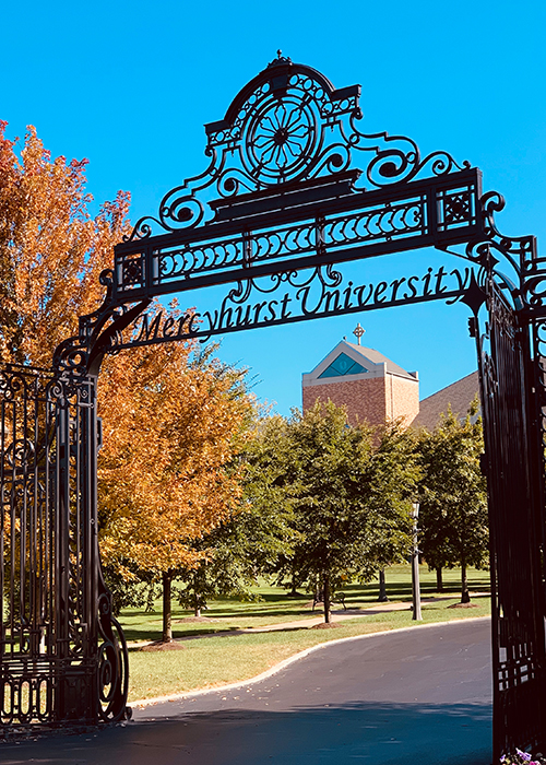 mercyhurst gates