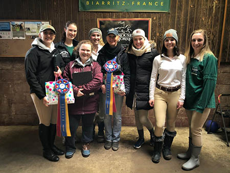 Mercyhurst Equestrian Team
