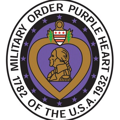 Military Order Purple Heart Logo